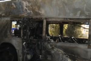 Θεσσαλονίκη: Το σχολικό λεωφορείο που κάηκε «είχε όλα τα έγγραφα και πέρασε ΚΤΕΟ»
