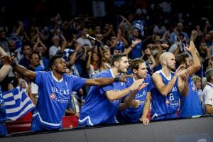 Eurobasket 2017: Η ώρα του προημιτελικού της Εθνικής Ελλάδας!