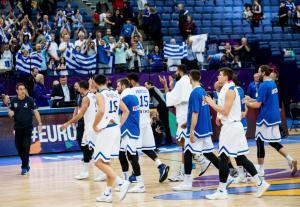 """Eurobasket 2017: Τα πρώτα ζευγάρια της φάσης των """"16"""""""