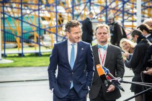 Eurogroup: «Αγκάθι» ο… Γεωργίου! Η δήλωση Ντάισελμπλουμ περί «δημοκρατίας»