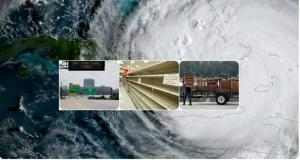 Κυκλώνας Ίρμα: Τρέχουν να σωθούν στην Φλόριντα!