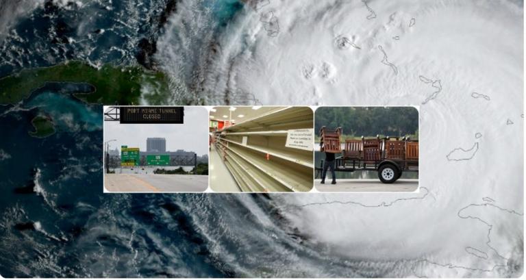 Κυκλώνας Ίρμα: Τρέχουν να σωθούν στην Φλόριντα! | Newsit.gr