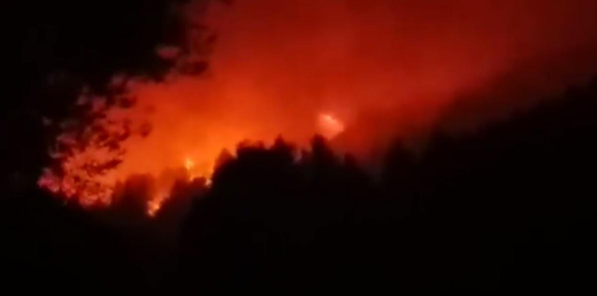Φωτιά στην Αχαΐα: Πύρινος εφιάλτης – Νέο μέτωπο! Κάηκαν σπίτια στο Ελαιοχώρι | Newsit.gr