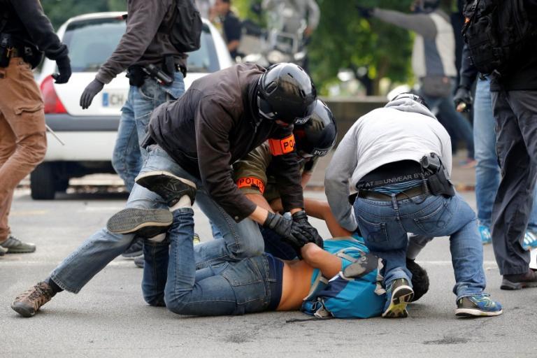 Γαλλία: Σοβαρά επεισόδια στις διαδηλώσεις!