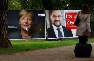 Γερμανικές εκλογές: Αποφασίζουν για κυβέρνηση εκατομμύρια πολίτες – Με «κομμένη» ανάσα παρακολουθεί η Ε.Ε