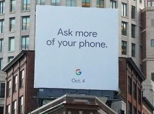 Στις 4 Οκτωβρίου η Google παρουσιάζει τα νέα Pixel;