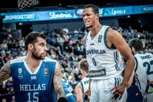 Eurobasket 2017: Σλοβενία – Ελλάδα 78-72 ΤΕΛΙΚΟ