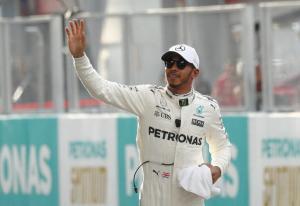Formula 1: Πήρε την pole position ο Χάμιλτον!