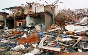 Τουλάχιστον 80 οι νεκροί στο Τέξας από το πέρασμα του τυφώνα Χάρβεϊ