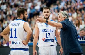 Eurobasket 2017 Ελλάδα – Πολωνία στις αθλητικές μεταδόσεις [6/9]