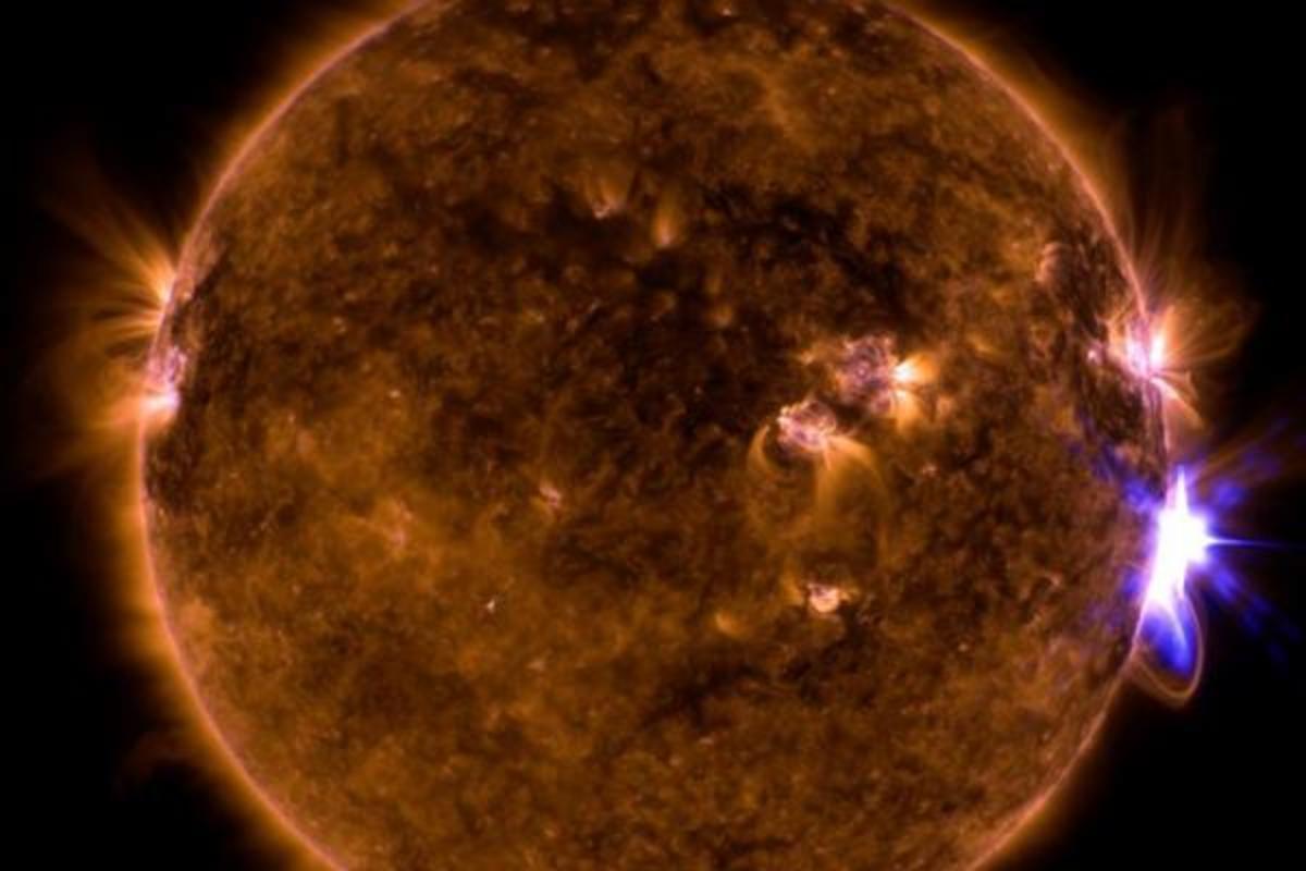 «Ανήσυχος» ο Ήλιος! – Οι εκλάμψεις που αγχώνουν τους επιστήμονες [pic] | Newsit.gr