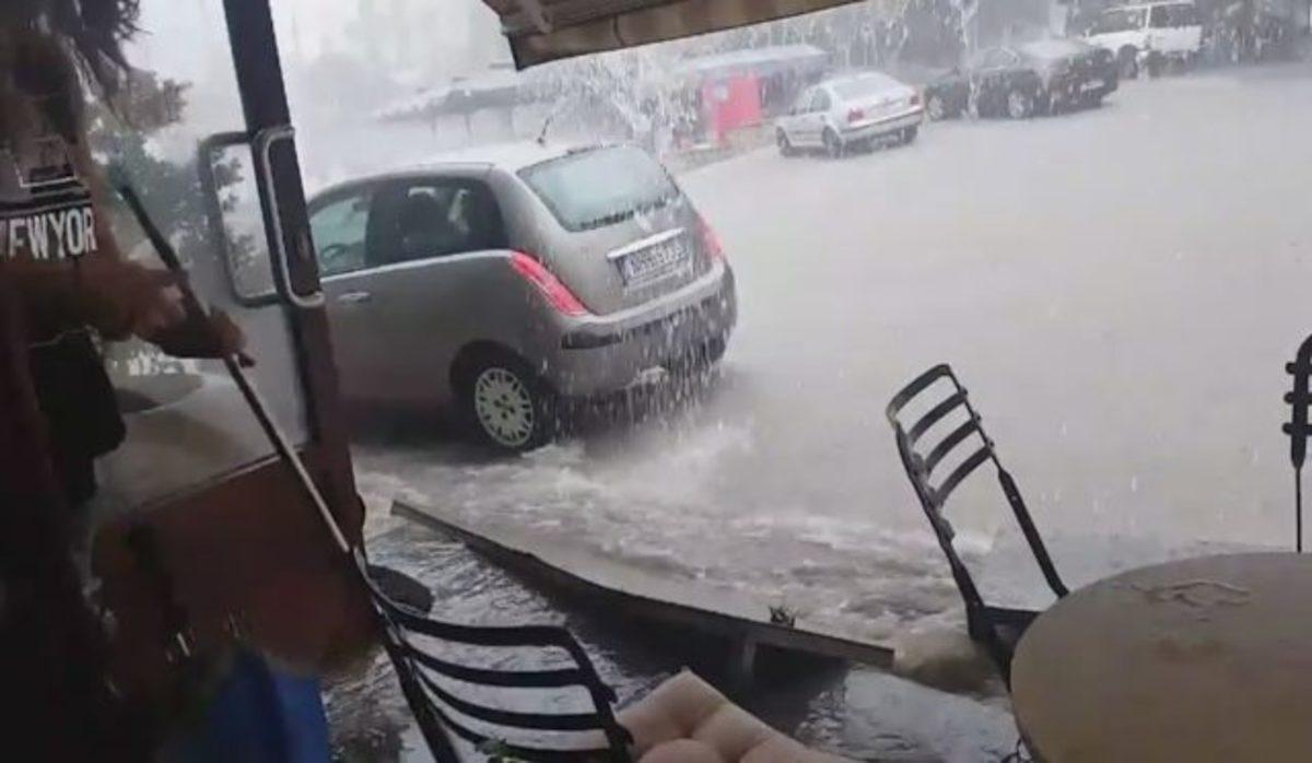 Ήπειρος: Σφοδρή καταιγίδα – Ποτάμια οι δρόμοι | Newsit.gr