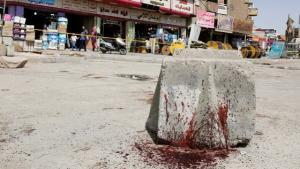 """Νέο """"λουτρό αίματος"""" – 50 νεκροί από διπλή βομβιστική επίθεση – To ISIS ανέλαβε την ευθύνη"""