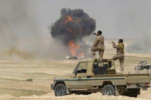 Ιράκ: Νέα επιχείρηση σε προπύργιο του Ισλαμικού Κράτους
