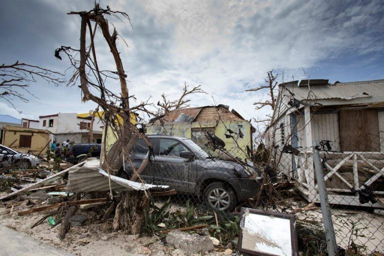 Κυκλώνας Ίρμα: Στους 4 οι νεκροί στον Ολλανδικό Άγιο Μαρτίνο [pics, vid] | Newsit.gr
