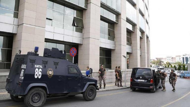 Κωνσταντινούπολη: Πυροβολισμοί έξω από δικαστήριο | Newsit.gr