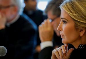 Ιβάνκα Τραμπ: Σάλος με την αποκαλυπτική της εμφάνιση! [pics]