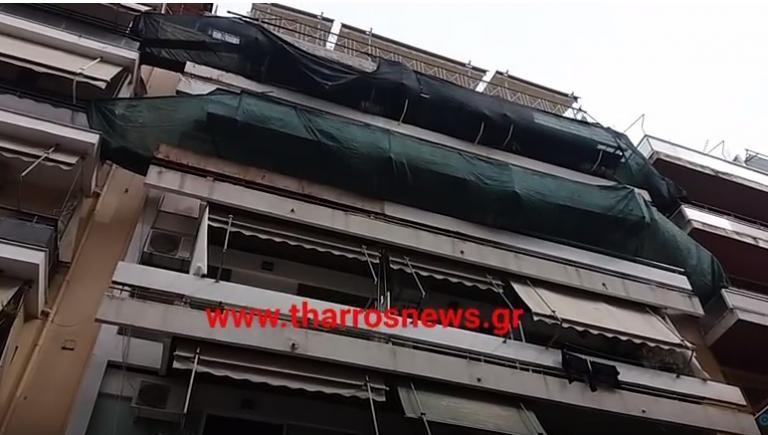 Τραγωδία στην Καλαμάτα – Οικοδόμος έπεσε από τον πέμπτο όροφο [vids]   Newsit.gr