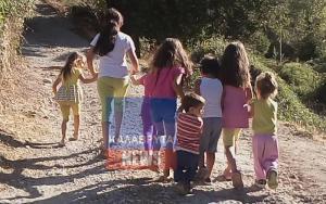 Καλάβρυτα: Τα παιδάκια δε μπορούν να πάνε σχολείο γιατί… δεν υπάρχει δρόμος! [vid]