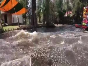 Σεισμός στο Μεξικό: Στιγμές τρόμου για τουρίστες στο Xochimilco! [vid]