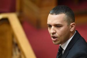 Στην Ολομέλεια της Βουλής το ζήτημα της επίθεσης Κασιδιάρη στον βουλευτή το ΣΥΡΙΖΑ