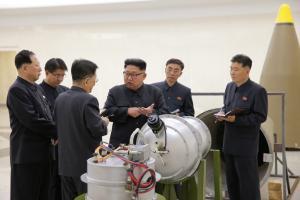 Βόρεια Κορέα: Ετοιμάζει νέα εκτόξευση πυραύλου – 50 κιλοτόννοι η ισχύς της βόμβας υδρογόνου