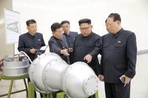 Τρόμος! 16 φορές ισχυρότερη από τη Χιροσίμα η βόμβα υδρογόνου της Βόρειας Κορέας