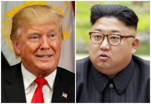 Κρατά «πισινή» ο Τραμπ για τον Κιμ Γιονγκ Ουν