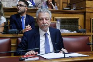 Κοντονής: «Αυστηρό» το πλαίσιο ποινών στην Ελλάδα – Χρειάζεται επέκταση του νόμου Παρασκευόπουλου