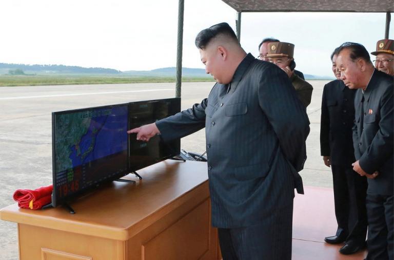 Βόρεια Κορέα – ΟΗΕ: Η σεισμική δόνηση είναι μετασεισμός της μεγάλης πυρηνικής δοκιμής   Newsit.gr