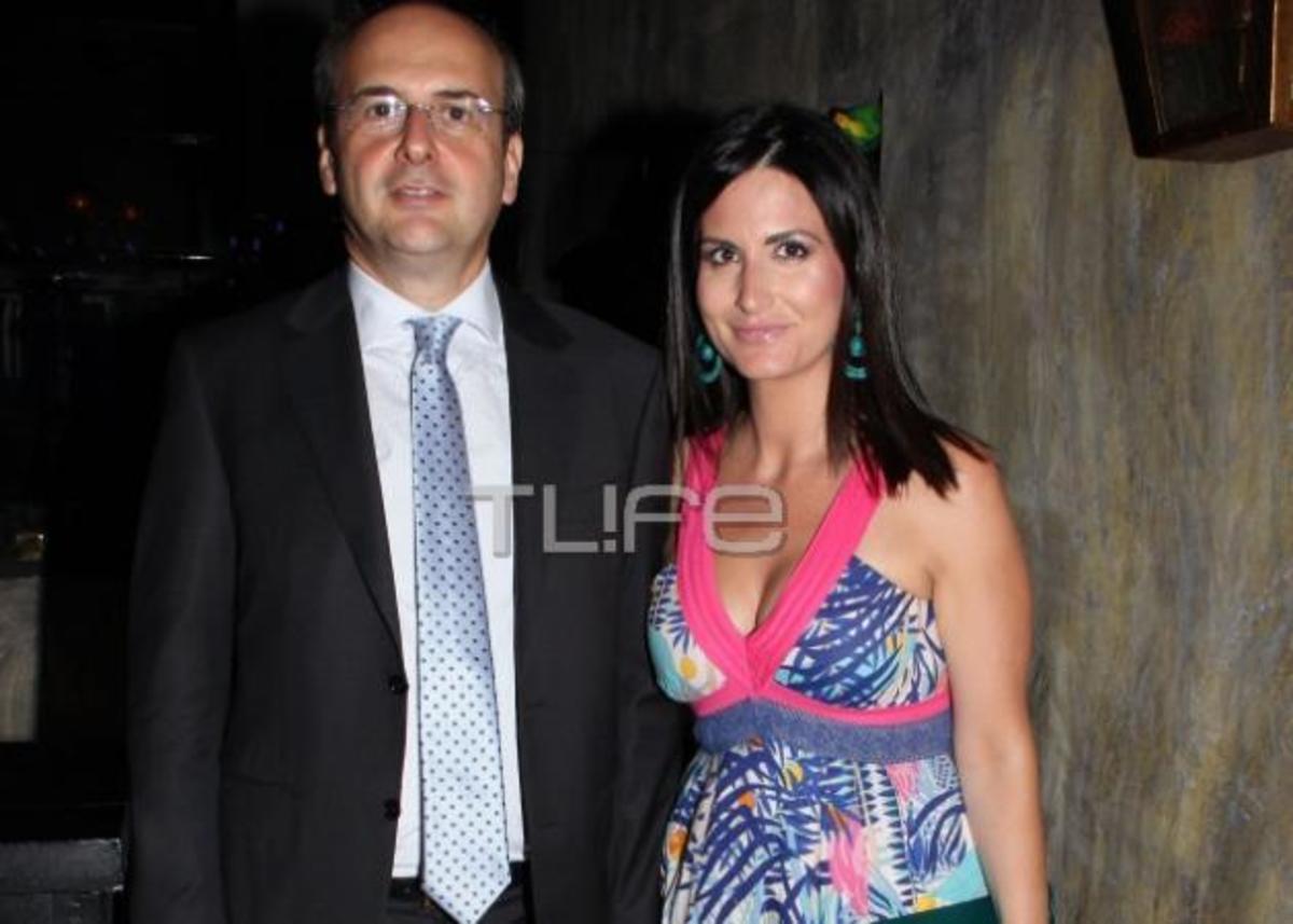 Μετά το μυστικό γάμο, η εγκυμοσύνη για την σύζυγο του Κωστή Χατζηδάκη! | Newsit.gr