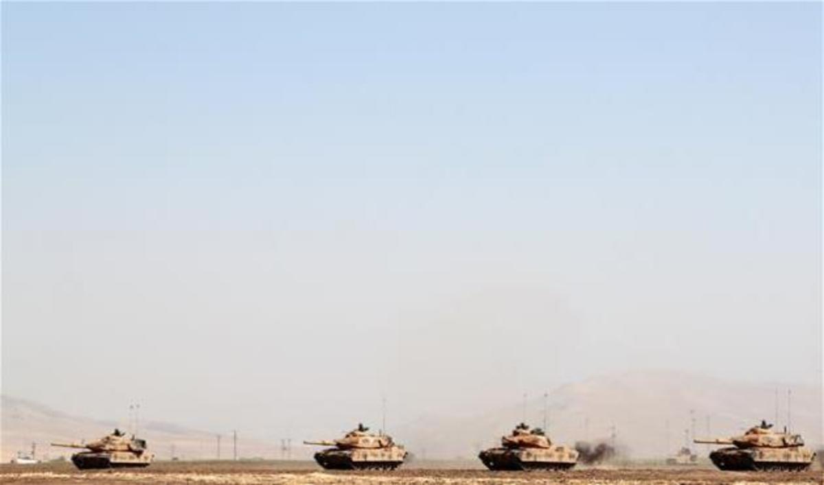 Γιατί ο Ερντογάν στέλνει ακόμα περισσότερα στρατεύματα στα σύνορα με το Ιράκ | Newsit.gr