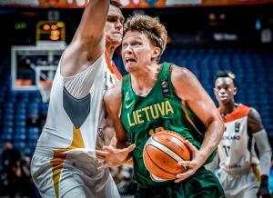 Eurobasket 2017: Πρόβλημα με Κουζμίνσκας στη Λιθουανία! Αμφίβολος με Ελλάδα