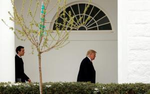 Κάτι τρέχει στον Λευκό Οίκο: Έρευνα για τα ιδιωτικά e-mail