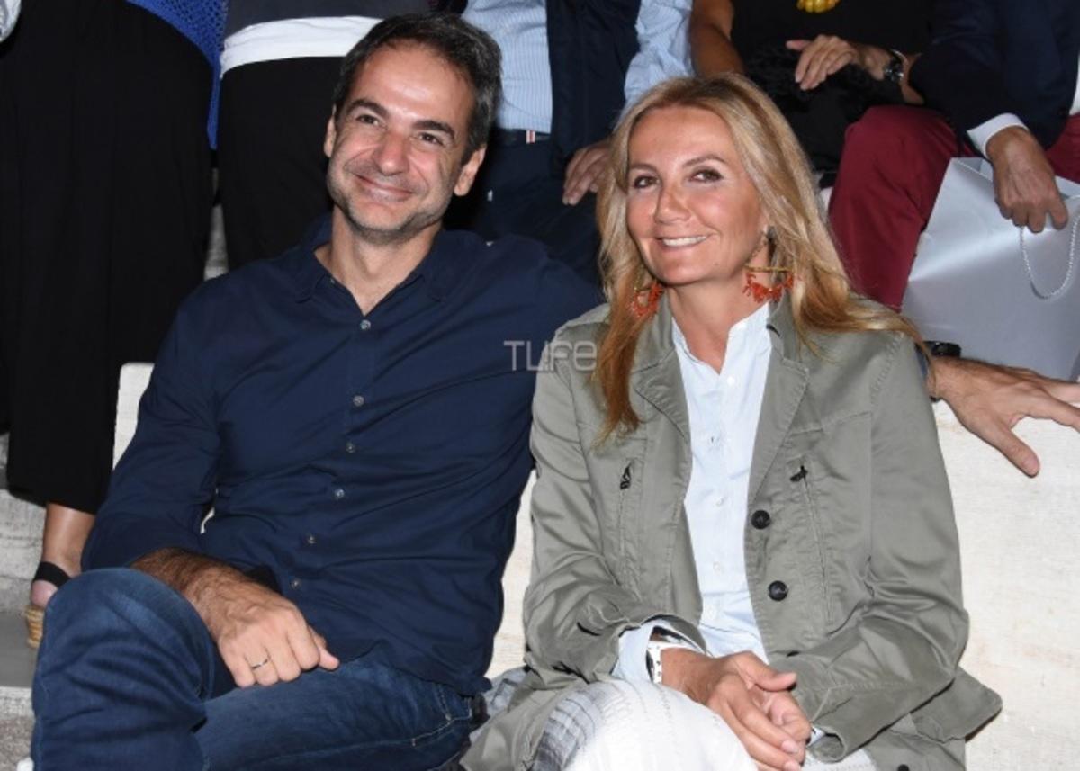 Κυριάκος και Μαρέβα Μητσοτάκη: Σπάνια βραδινή έξοδος! [pics]   Newsit.gr