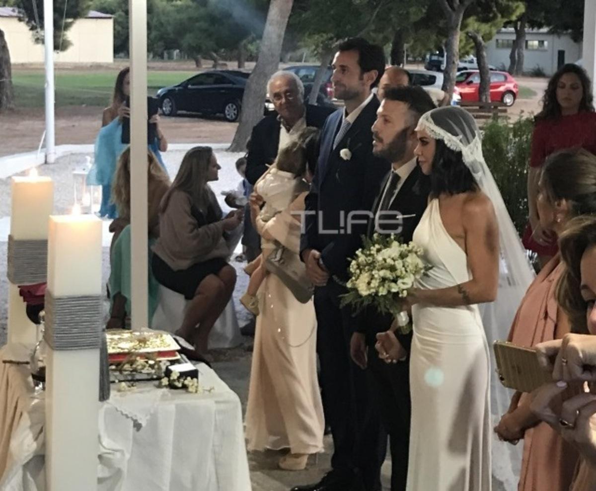 Παντρεύτηκε η Τζο Λαζοπούλου! Οι πρώτες φωτογραφίες του γάμου της | Newsit.gr