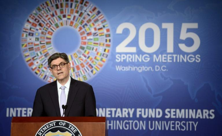 Τζακ Λιού: Συμφωνώ με το ΔΝΤ για το χρέος – Υπάρχει ακόμη δουλειά να γίνει στην Ελλάδα | Newsit.gr
