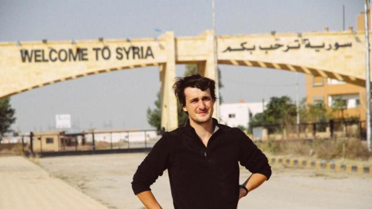 Ελεύθερος ο Γάλλος δημοσιογράφος που ήταν κρατούμενος στην Τουρκία | Newsit.gr