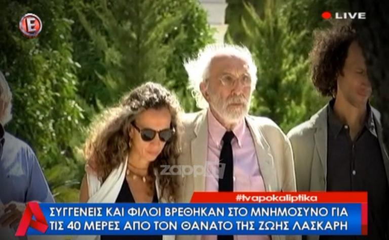 Συγκλονισμένος ο Αλέξανδρος Λυκουρέζος μπροστά στην κάμερα [vid] | Newsit.gr