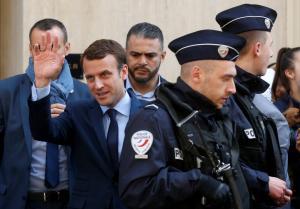 Ο Μακρόν στην Αθήνα την Πέμπτη: Το πρόγραμμα του προέδρου της Γαλλίας