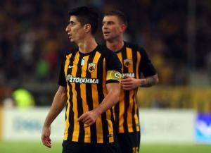 Superleague: ΑΕΚ – ΑΕΛ 4-0 ΤΕΛΙΚΟ