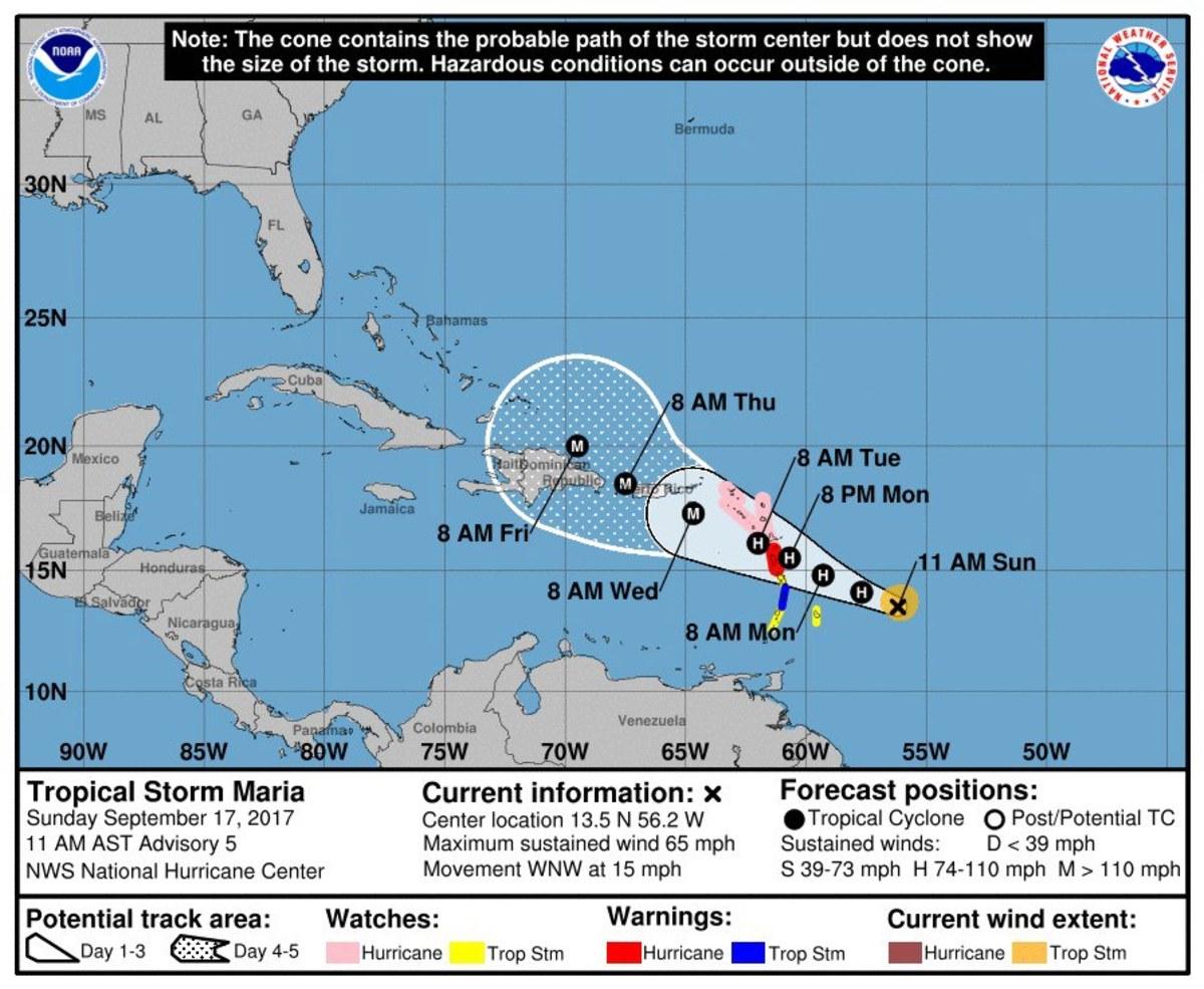 Καραϊβική Μαρία