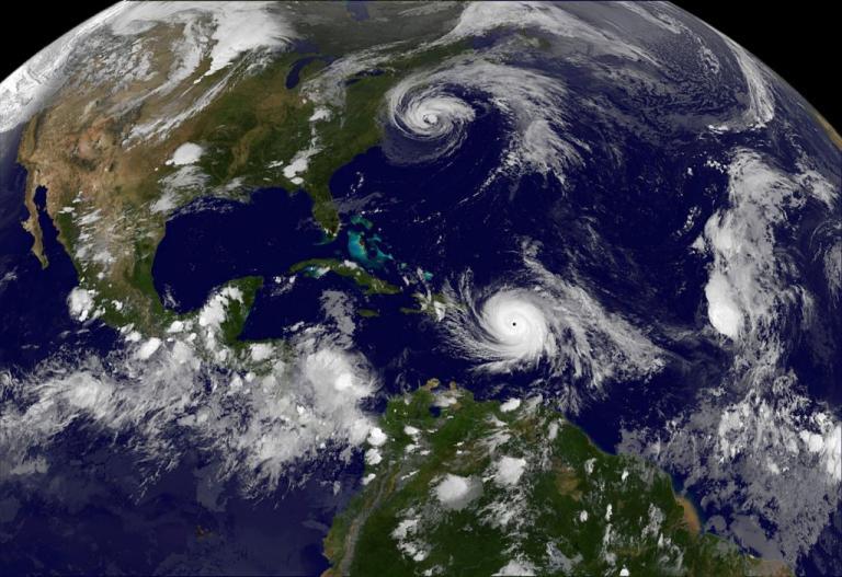 Κυκλώνας Μαρία: Τρέμουν την επέλασή του! | Newsit.gr