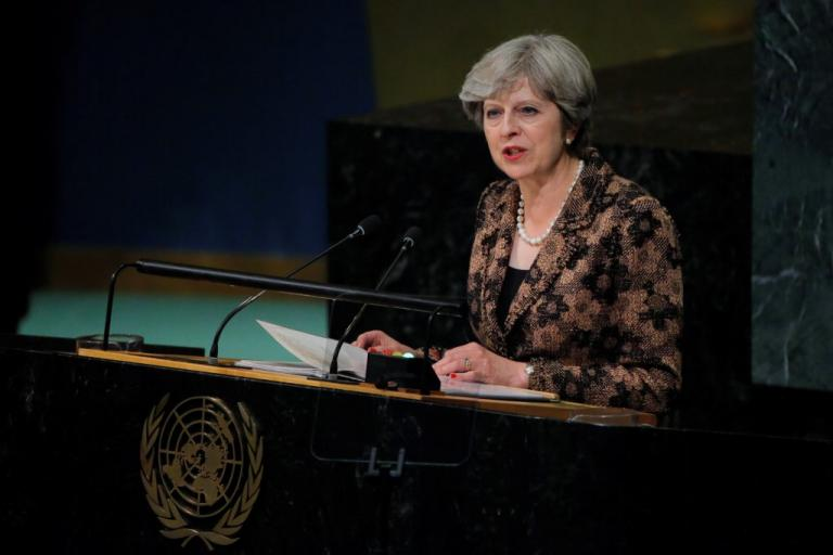 Μέι για Brexit: Θα καταβάλουμε 20 δισ. ευρώ στην ΕΕ μόνο αν… | Newsit.gr
