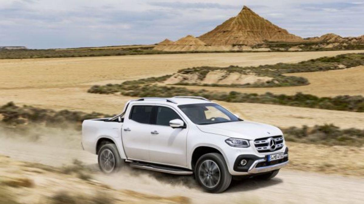 Με τι τιμή ήρθε το «αγροτικό» της Mercedes-Benz στην Ελλάδα; [pics] | Newsit.gr