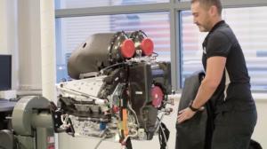 Ρεκόρ ενεργειακής απόδοσης για τον κινητήρα της Mercedes στην Formula 1 [vid]