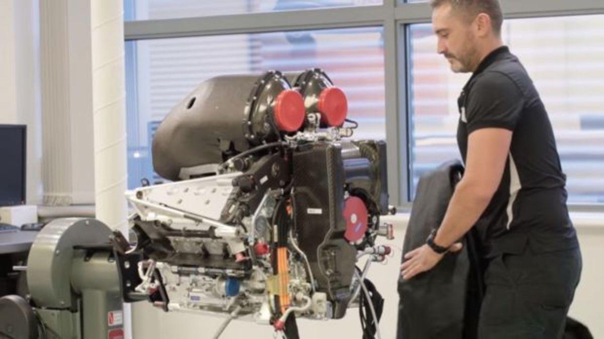 Ρεκόρ ενεργειακής απόδοσης για τον κινητήρα της Mercedes στην Formula 1 [vid] | Newsit.gr