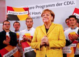 Γερμανική εκλογές: «Γιούχαραν» την Μέρκελ στο Μόναχο [vid]