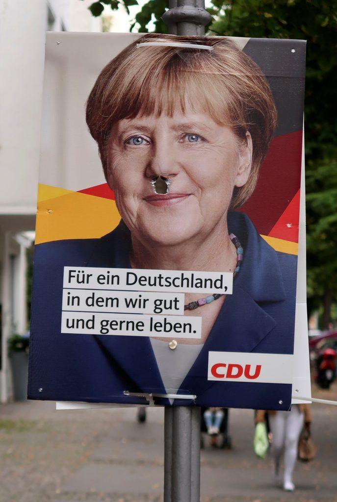 Μέρκελ Spiegel ναζί