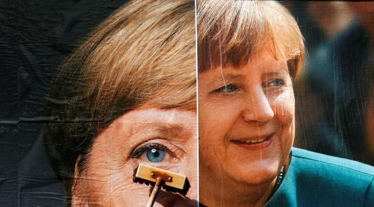 Μέρκελ: Αυτή είναι η αμαρτία της! | Newsit.gr